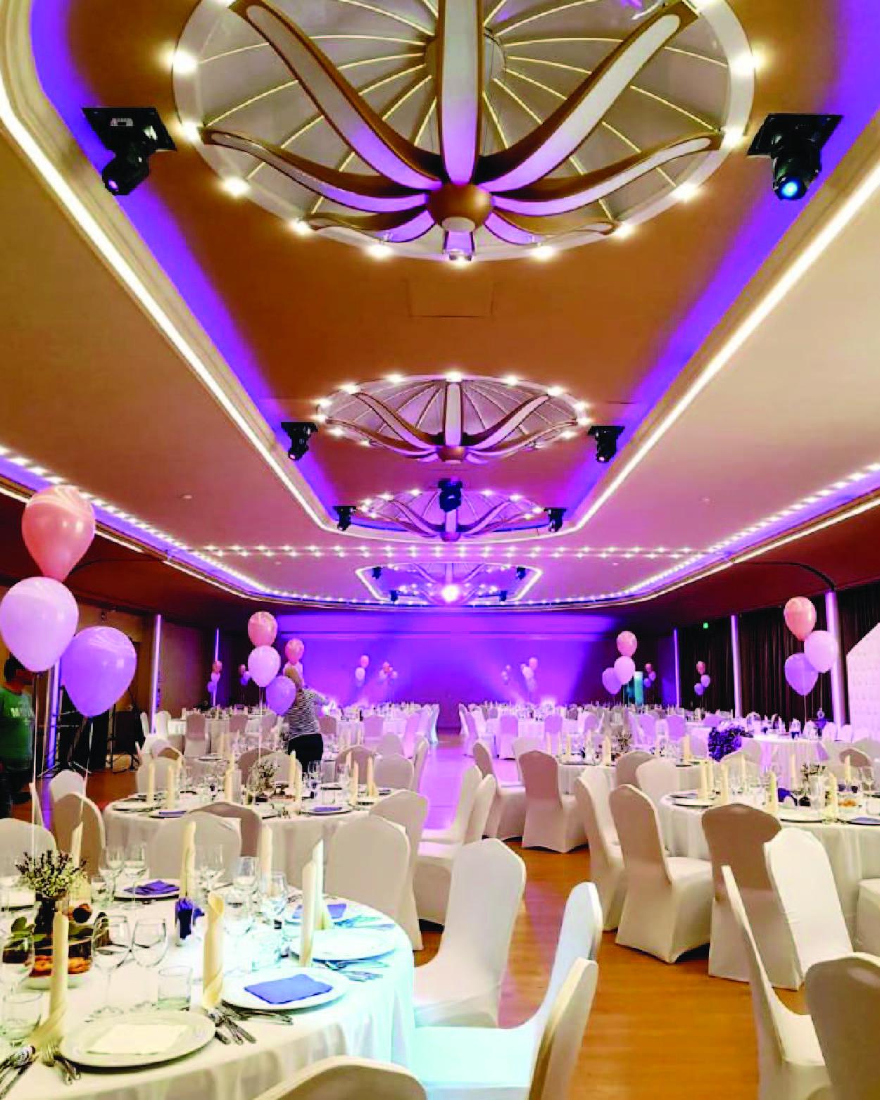International Ballroom - Event Organizer